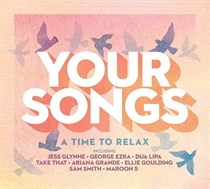 Diverse Kunstnere: Your Songs - A Time To Relax (3xCD)