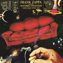 Zappa, Frank & The Mothers Of Invention: One Size Fits All (Vinyl)