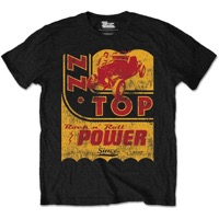 Zz Top: Speedoil T-shirt